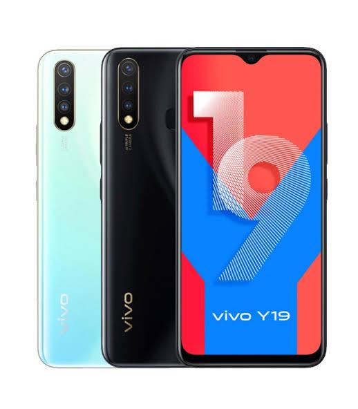 vivo y series smartphone - vivo y 19